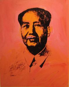 Mao Zedong by Andy Warhol