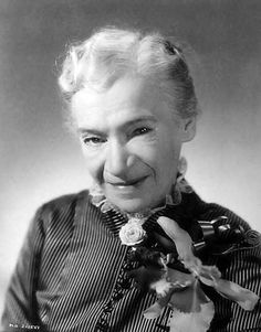 Maria Ouspenskaya, Academy Award Supporting Actress nominee in 1936 and 1939