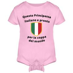 Italian Princess World Cup Onesie