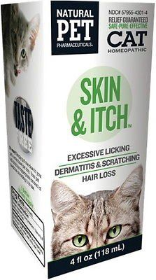 Tomlyn Cat Skin and Itch 4oz ** Check this awesome product by going to the link at the image. (This is an affiliate link and I receive a commission for the sales)