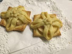 Blüten und Windmühlen aus Blätterteig — Trudels glutenfreies Blog