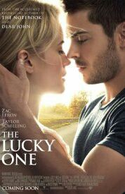 The Lucky One (2012) A Marine travels to Louisiana after serving three tours in Iraq and searches for the unknown woman he believes was his good luck charm during the war.