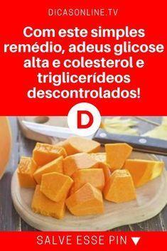 Abóbora benefícios | Com este simples remédio, adeus glicose alta e colesterol e triglicerídeos descontrolados! | A receita, além de fácil, é muito barata e os resultados já aparecem em menos de uma semana. Aprenda!
