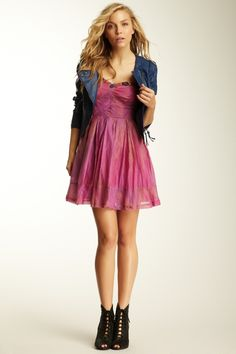 meadow party dress :: free people