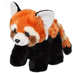 Hug 'Ems Red Panda Stuffed Animal by Wild Republic
