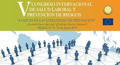 Inscripciones V Congreso Internacional de Salud Laboral y Prevención de Riesgos