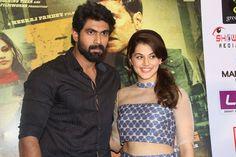 Rana Daggubati and Taapsee Pannu starring Ghazi to release in next year