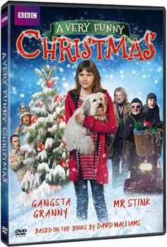 Give your whole family the gift of laughter this  Christmas. In Gangsta Granny, a little boy's boring  evening with Granny (Julia McKenzie, <i>Marple,  Cranford</i>) takes an exciting turn when she reveals her  past as an international jewel thief, and asks  her grandson to help her steal the Crown Jewels. In Mr.  Stink, a little girl invites an odiferous homeless man  (Hugh Bonneville, <i>Downton Abbey</i>) and his Yorkshire  terrier to live in her family's garden shed unaware that  her…