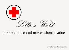 Diary Of A School Nurse: the History of School Nursing