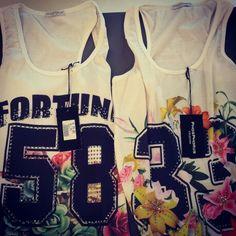 Summer T-shirt by Dorian Gray Fashion