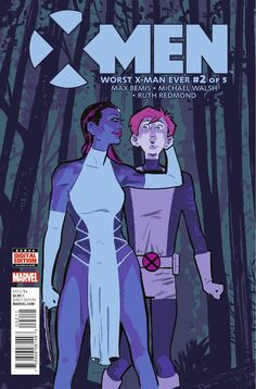 Preview: X-Men: The Worst X-Man Ever #2, Story: Max Bemis Art: Michael Walsh Cover: Michael Walsh Publisher: Marvel Publication Date: March 23rd, 2016 Price: $3.99 Bailey ma..., #All-Comic #All-ComicPreviews #Comics #Marvel #MaxBemis #MichaelWalsh #previews #X-Men:TheWorstX-ManEver