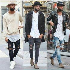 Follow @EssenceAQ Rugged street wear #MensFashionTshirts