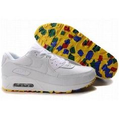 http://www.asneakers4u.com/ 309299 047 Nike Air Max 90 White White D05064