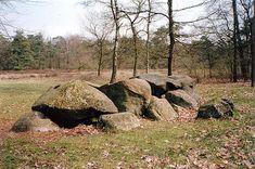 Dolmen/Hunebed D7 - Anloo, the Netherlands