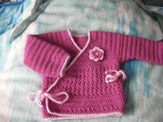 Captura de pantalla 6 de DIY Crochet Baby Sweater