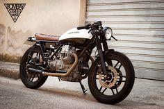 Moto Guzzi V35, by Bombay Street Garage