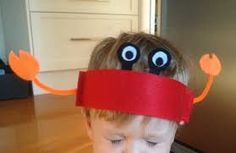 kids crab custome crafts - Google Search