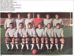 Dunfermline 1970-71