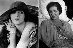 Silent film star Barbara La Marr's funeral attracts large crowd - Framework - Photos and Video - Visual Storytelling from the Los Angeles Times
