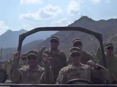 Viral Video : Call Me Maybe Cover Military Afghanistan (Funny)