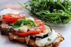 Blog Cuisine & DIY Bordeaux - Bonjour Darling - Anne-Laure: Tartines aux Saveurs d'Italie