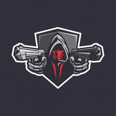 Best Gaming Logos for you Team Logo Design, Logo Desing, Mascot Design, Logo Esport, Ninja Logo, Mobile Logo, Esports Logo, Cartoon Logo, Grafiti