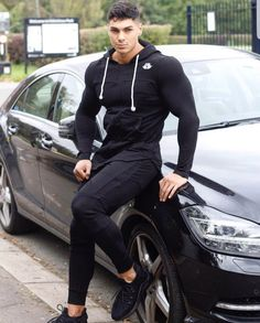 52 Sporty Mens Activewear Ideas to Wear Everyday and Style # Sport Fashion, Mens Fashion, Mode Man, Gym Outfit Men, Volleyball Workouts, Attractive Guys, Mens Activewear, Mens Fitness, Sport Outfits