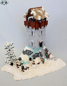 And you thought your winter was rough. | The Brothers Brick | LEGO Blog