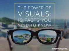The Power of Visuals by Ethos3 | Presentation Design and Training via slideshare