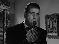 En un lugar solitario, In a Lonely Place, 1950, Nicholas Ray - Me he casado. - ¿Por qué?