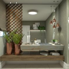 View any component of your bathroom design like you are in reality standing there. Bathroom interior design has turned into a passion for the contempo. Washroom Design, Toilet Design, Modern Bathroom Design, Bathroom Interior Design, Beautiful Bathrooms, Interior And Exterior, Bedroom Decor, House Design, Decoration