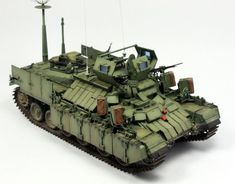 Nagmachon APC 1/35 Scale Model