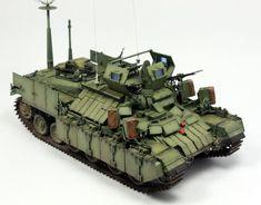 Nagmachon APC 1/35 Scale Model