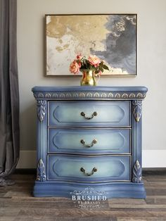 I am often asked about my favorite paint colors that I have used to blend together on furniture. I have finally compiled a list of my Top 20 Dixie Belle Paint Company combos for blending! Chalk Paint Furniture, Funky Furniture, Refurbished Furniture, Upcycled Furniture, Shabby Chic Furniture, Custom Furniture, Furniture Making, Furniture Makeover, Distressed Furniture
