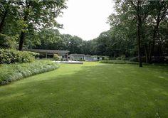 Private garden, Belgium, by Kristof Swinnen