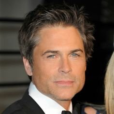 Rob Lowe just gets better, still married to the same woman after 23 years and a lot of bumps in the road, a career father and just an all around family first kind of man....