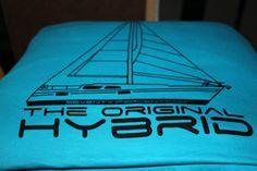 Sailing Original Hybrid Tshirt Size XL Ring by Seventy1Percent