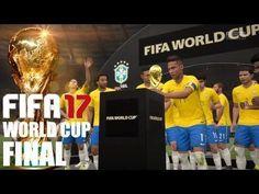 www.fifa-planet.c... - FIFA 17 World Cup 2018 Final Portugal Vs Brazil Full Game...