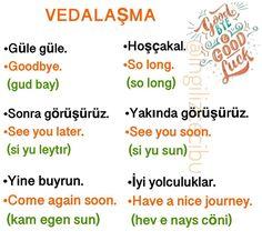 German English, English Words, English Lessons, English Grammar, Language Study, English Language Learning, Language Lessons, Learn Turkish Language, Arabic Language