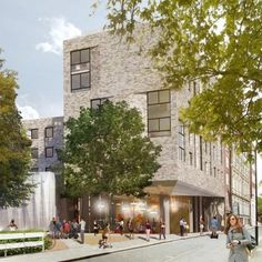 Planning permission has been granted for Alumno Developments' ambitious and sympathetic redevelopment proposals for London's Southwark Town ...