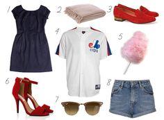 Jerseys | À la mode Montréal #montreal #fashion #baseball #sport