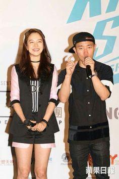 Our Monday Couple in Running Man Fanmeeting Season 3 in HongKong