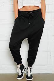 drop crotch pants women - Google Search