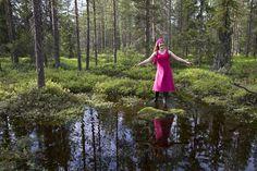 #mekko #dress #klänningar #klänning #dresses #pirita #piritadesign #linen #kotimainen #desgin #fashion #lapland http://www.pirita.fi