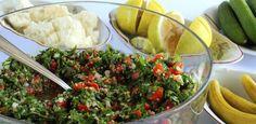 Tabouleh Salad | W Network