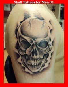 Skull Tattoos for Men 01