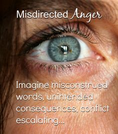 """Using Emotional Discharge to Power Up Your Story   ...""""Imagine misconstrued words, unintended consequences, conflict escalating… all because your character blew up with misdirected anger."""""""