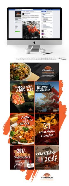 Taiyang: redes sociais