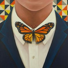The word for 'bow tie' in Dutch is 'vlinderdas'. Vlinder means butterfly. Das means tie. So what you call a bow tie in (...) Read More