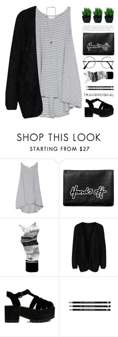 """""""meanwhile in my head, i'm undergoing open-heart surgery"""" by exco ❤ liked on Polyvore featuring Soft Joie, Monki, Aesop, Rut&Circle, Love Quotes Scarves, Y.R.U., Givenchy, clean, personal and organized"""